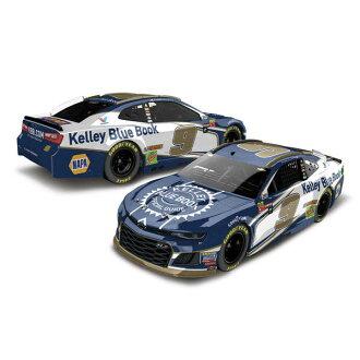 訂購的NASCAR hendorikku·馬達運動蔡斯·愛略特2018 1/24壓鑄微型轎車雪佛蘭·kamaro ZL1 Action Racing