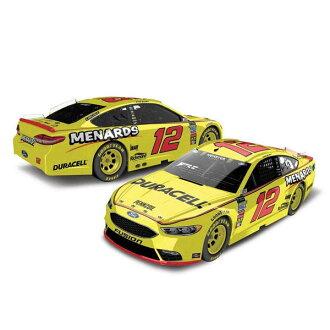 訂購的NASCAR組·便士鍵瑞安·bureini 2018 1/24壓鑄微型轎車福特·徐喬恩Action Racing