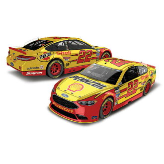 NASCAR組·便士鍵喬伊·rogano 2018 1/24壓鑄微型轎車福特·徐喬恩Action Racing
