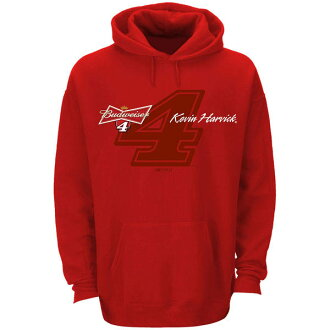 NASCAR斯圖亞特·她·賽車凱賓·她維克贊助商套衫誰D紅