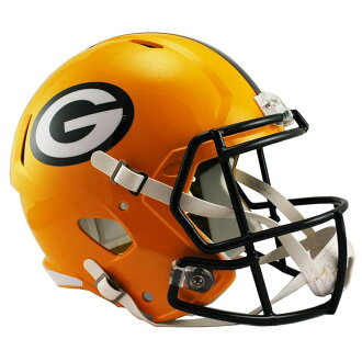 NFL Packers mini-replica helmet (SPEED) re-Dell /Riddell