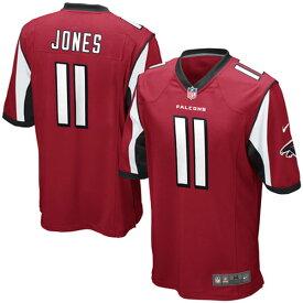 NFL ファルコンズ フリオ・ジョーンズ ゲーム ユニフォーム/ユニホーム レプリカ ナイキ/Nike レッド