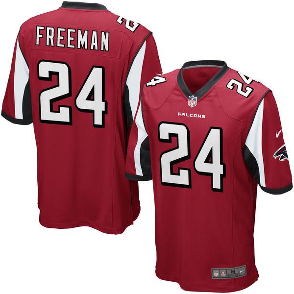 お取り寄せ NFL ファルコンズ デボンタ・フリーマン ゲーム ユニフォーム/ユニホーム レプリカ ナイキ/Nike レッド