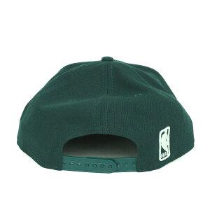 NBAバックス2トーンオリジナルフィット9FIFTYアジャスタブルキャップ/帽子ニューエラ/NewEra