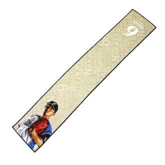 北海道日本火腿戰士商品中田翔高吸水可逆圍巾毛巾