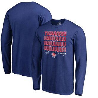 訂購的MLB Cubs達比修有Yuuu長T恤家鄉收集