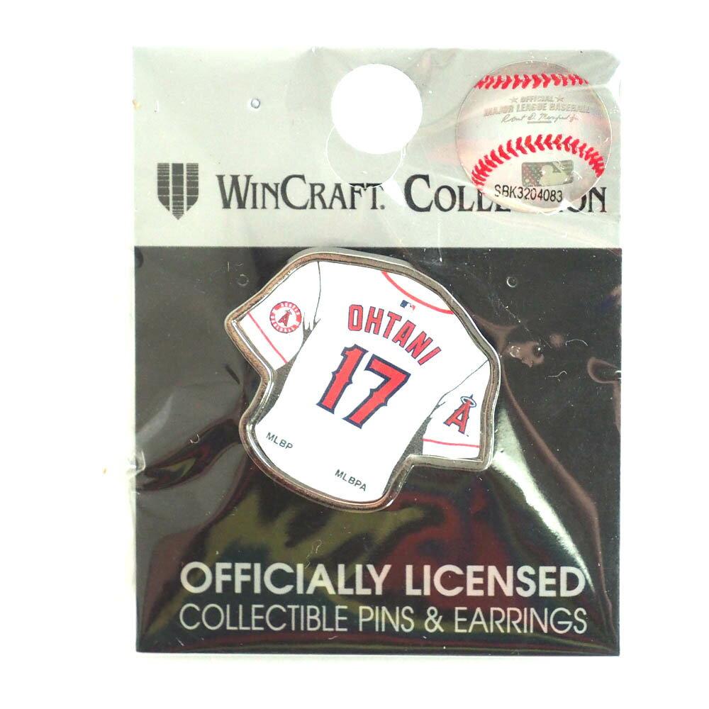 MLB エンゼルス 大谷翔平 ピンバッジ/ピンズ ユニフォーム ウィンクラフト/WinCraft ホーム