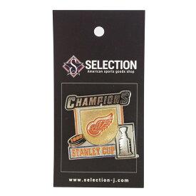 NHL レッドウィングス ピンバッジ/ピンズ 1998 スタンレーカップ チャンピオン レアアイテム