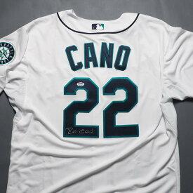 MLB マリナーズ ロビンソン・カノ 直筆サイン入り ユニフォーム/ユニホーム ミルクリーク/Mill Creek