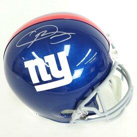 NFL ジャイアンツ オデル・ベッカム 直筆サイン入り ヘルメット ミルクリーク/Mill Creek