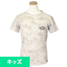 ナイキ ジョーダン/NIKE JORDAN キッズ Tシャツ 半袖 フェイド アウェイ ライトボーン