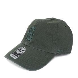 MLB マリナーズ クリーンナップ キャップ/帽子 47ブランド/47Brand Moss【0702価格変更)】