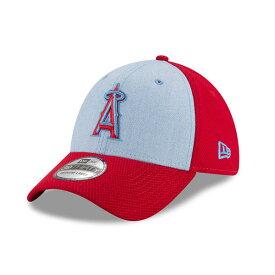 MLB エンゼルス フレックス キャップ/帽子 2018 ファザーズデイ ニューエラ/New Era【1902MLBセール】