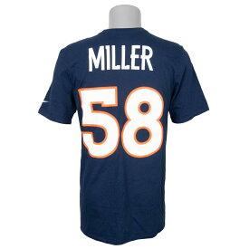 NFL ブロンコス ボン・ミラー Tシャツ プレイヤー プライド ネーム&ナンバー ナイキ/Nike