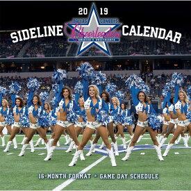 ご予約 NFL カウボーイズ 2019 チアリーダーズ カレンダー ターナー/Turner