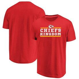 5b77210b9 NFL チーフス Tシャツ 半袖 セーフティ ブリッツ マジェスティック Majestic レッド