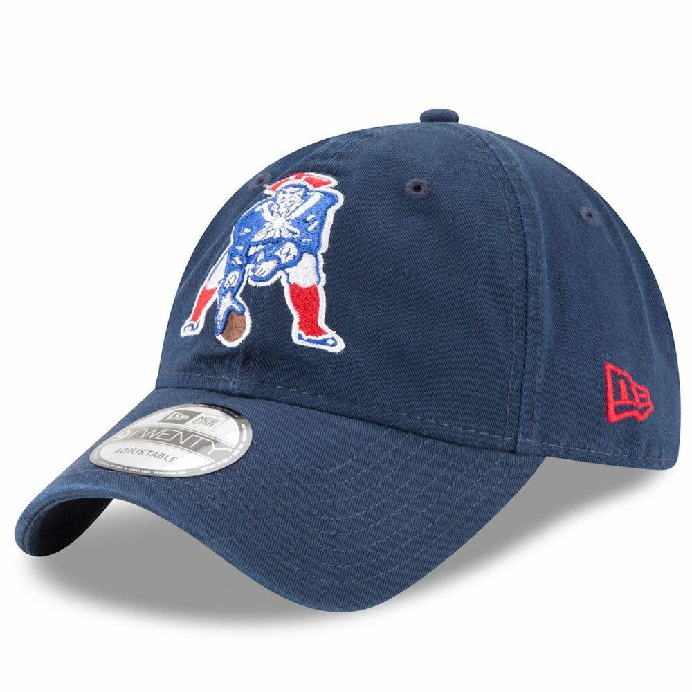 NFL ペイトリオッツ キャップ/帽子 コア クラシック アジャスタブル ニューエラ/New Era クラシックロゴ