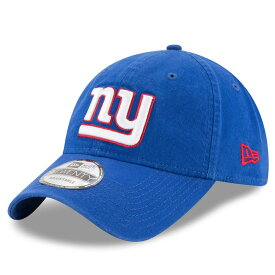 NFL ジャイアンツ キャップ/帽子 コア クラシック アジャスタブル ニューエラ/New Era ロイヤル