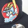 日中龍商品蓋子/帽子銅鑼男孩老式的深藍