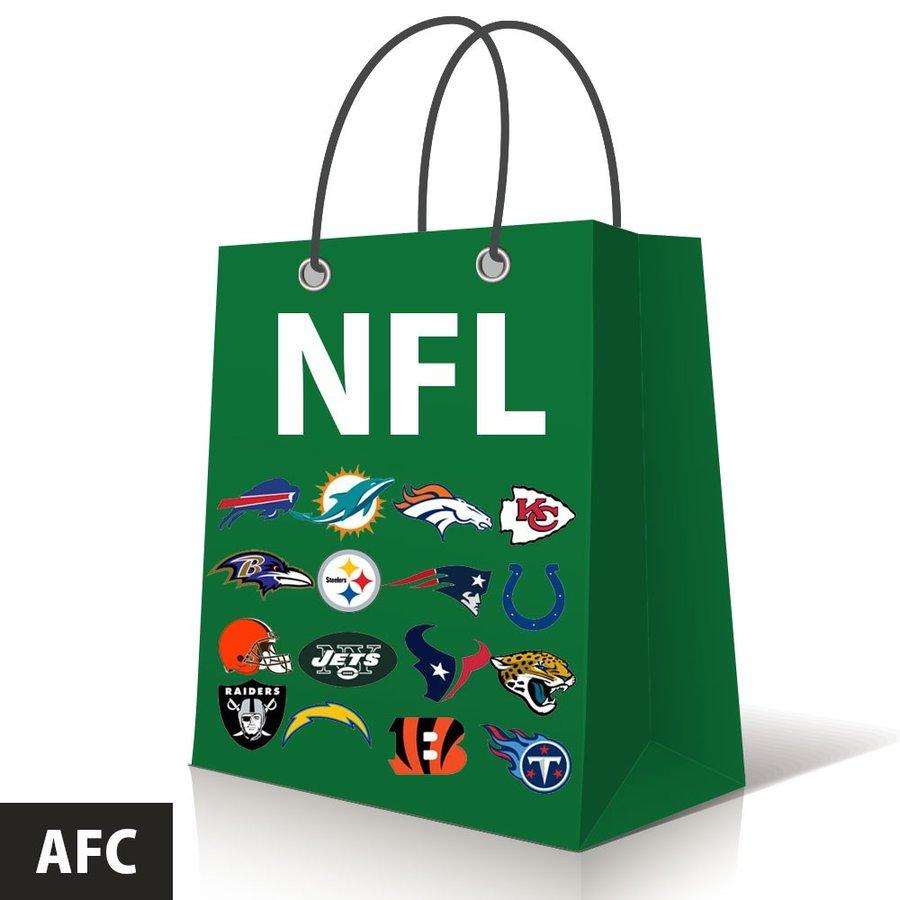 ご予約 ご予約 NFL AFC 2019 チームが選べる 福袋
