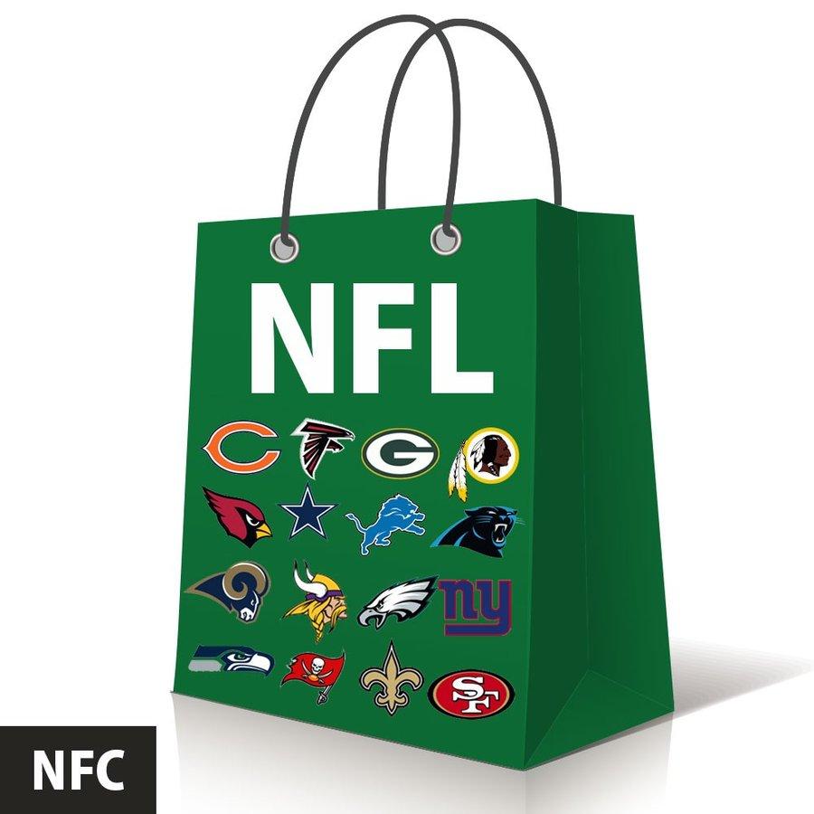 ご予約 ご予約 NFL NFC 2019 チームが選べる 福袋