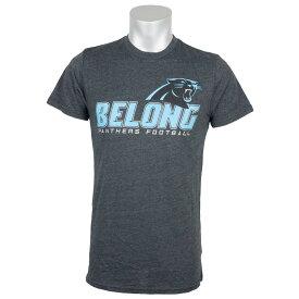 NFL パンサーズ Tシャツ チャンピオンシップ メンズ 半袖 ジースリー/G-III ブラック【1910価格変更】