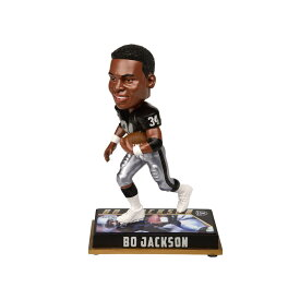 NFL レイダース ボー・ジャクソン フィギュア ボブルヘッド 引退プレーヤー Forever