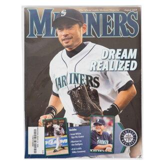 MLB水手队一郎水手队杂志2009年9月号