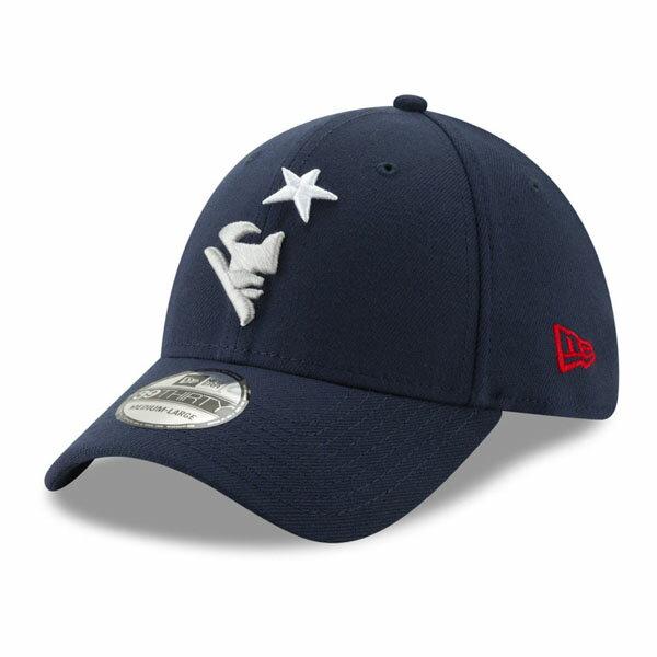お取り寄せ NFL ペイトリオッツ キャップ/帽子 ロゴ エレメンツ コレクション 39THIRTY ニューエラ/New Era