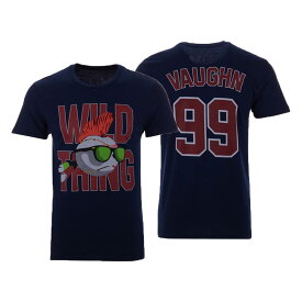 MLB インディアンス リッキー・ボーン Tシャツ プログレッション オブ クラッシックス メジャーリーグ スポーツ ネイビー