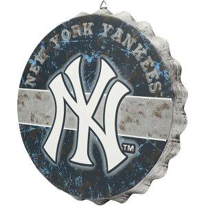 ヤンキース グッズ MLB ボトルキャップ インテリア
