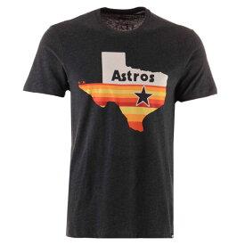 MLB アストロズ Tシャツ クラブ ロゴ 47 Brand ネイビー