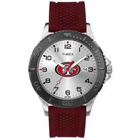 NFL 49ers 腕時計/ウォッチ Gamer タイメックス/TIMEX