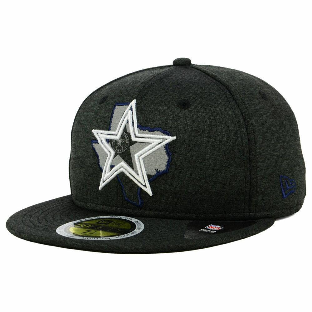 お取り寄せ NFL カウボーイズ キャップ/帽子 ステート フレクティブ 59FIFTY ニューエラ/New Era