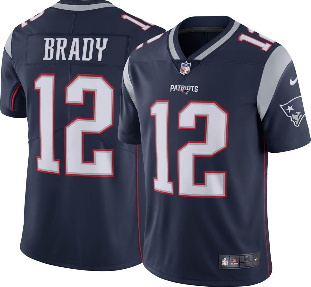 お取り寄せ お取り寄せ NFL ペイトリオッツ トム・ブレイディ ユニフォーム/ジャージ リミテッド ナイキ/Nike ホーム