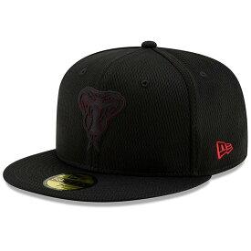 MLB ダイヤモンドバックス キャップ/帽子 2019 選手着用 クラブハウス 59FIFTY ニューエラ/New Era