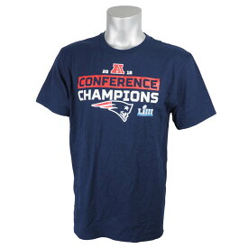 NFL ペイトリオッツ Tシャツ カンファレンス チャンピオン記念 ハッシュマーク【1910価格変更】