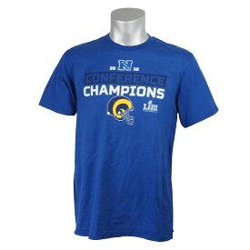 NFL ラムズ Tシャツ カンファレンス チャンピオン記念 ハッシュマーク【1910価格変更】