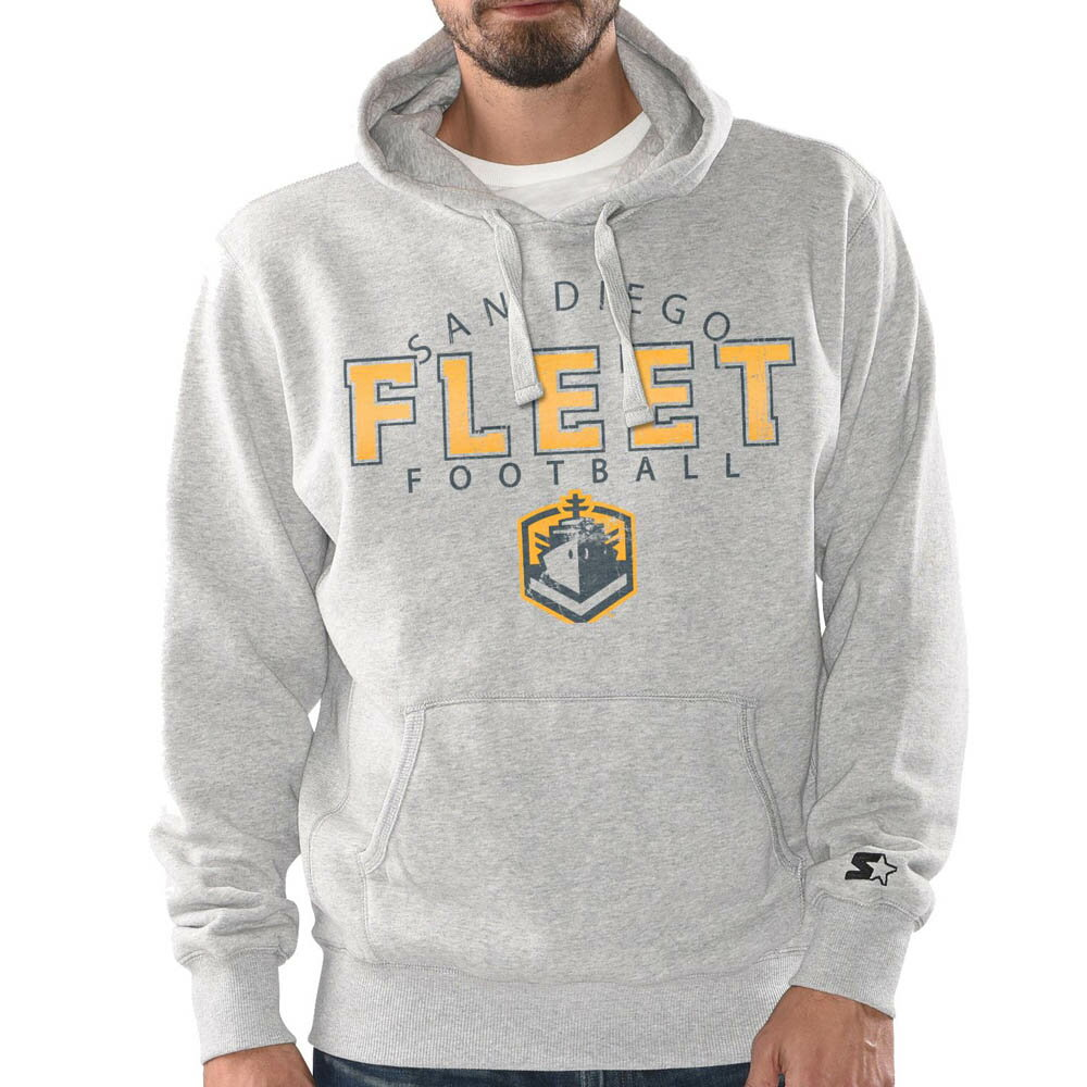 お取り寄せ AAF サンディエゴ フリート パーカー/フーディー フレッシュマン G-III