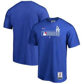 MLB ドジャース Tシャツ 2019 オーセンティックSS マジェスティック/Majestic ロイヤル