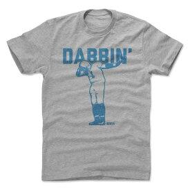 NFL パンサーズ キャム・ニュートン Tシャツ Player Art Cotton T-Shirt 500Level グレー
