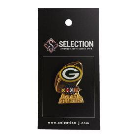 NFL パッカーズ 1997 NFC カンファレンス チャンピオンズ ピンバッチ【1910価格変更】