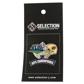 NFL カーディナルス 2008 NFC カンファレンス チャンピオンズ ピンバッチ【1910価格変更】
