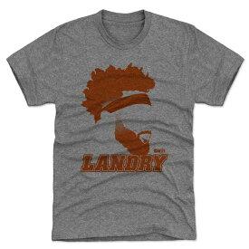 ジャービス・ランドリー Tシャツ ブラウンズ NFL 500Level グレー【1910価格変更】