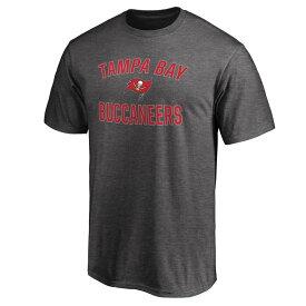 NFL バッカニアーズ Tシャツ マジェスティック/Majestic ダークグレーヘザー