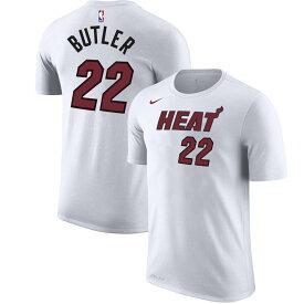 ジミー・バトラー Tシャツ ヒート NBA ナイキ/Nike ホワイト BQ1544-114