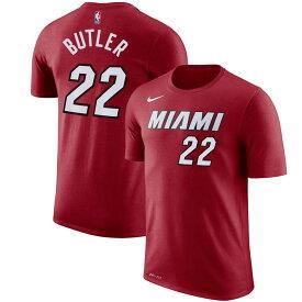 ジミー・バトラー Tシャツ ヒート NBA ナイキ/Nike バーガンディ BQ1544-621