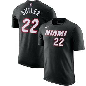 ジミー・バトラー Tシャツ ヒート NBA ナイキ/Nike ブラック BQ1544-026