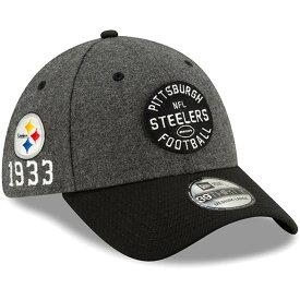 NFL スティーラーズ キャップ/帽子 2019 サイドライン Home 39THIRTY Flex Hat ニューエラ/New Era