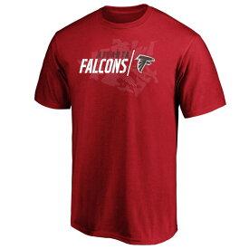 ファルコンズ NFL Tシャツ ジオ ドリフト Tシャツ マジェスティック/Majestic